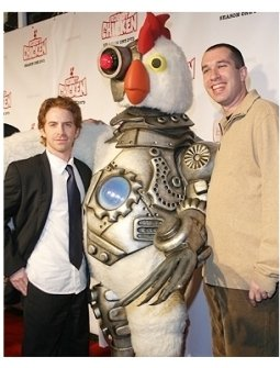 Robot Chicken DVD Launch Party:  Seth Green and Matthew Senreich