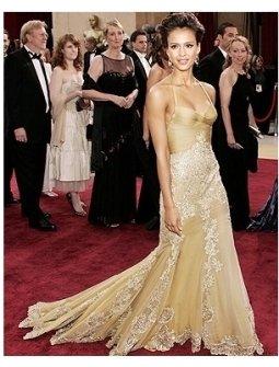 78th Annual Academy Awards Red Carpet Photos:  Jessica Alba