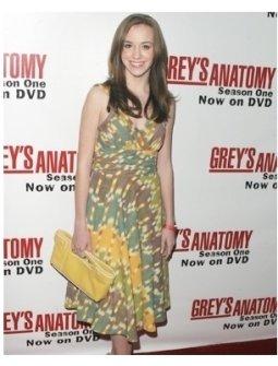 Greys Anatomy DVD Release Party: Andrea Bowen