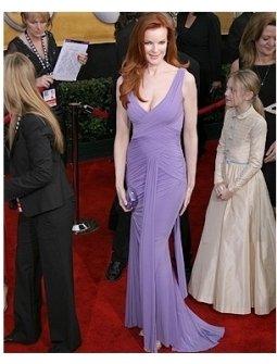 2006 SAG Awards Fashion Photo: Marcia Cross