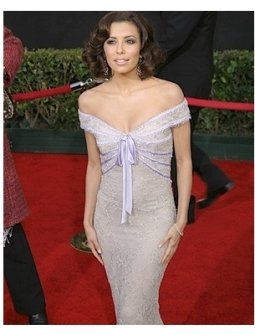 2006 SAG Awards Fashion Photo: Eva Longoria