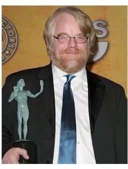 2006 SAG Awards Press Room: Philip Seymour Hoffman