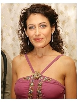 DIC & InStyle Magazine Host 2006 Diamond Fashion Show:  Lisa Edelstein