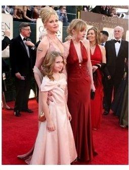 63rd Golden Globes Red Carpet Photos: Melanie Griffith, Dakota Johnson and Stella