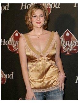 HollywoodPoker.com 1st Anniversary Party Photos:  Sara Rue