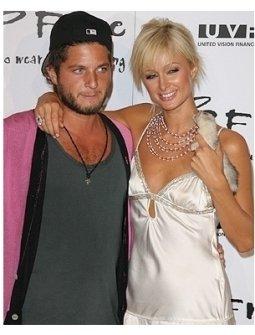 2 B Free Designer, Cedric Benaroch and Paris Hilton