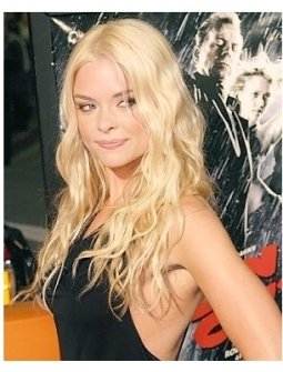 Sin City Premiere: Jaime King