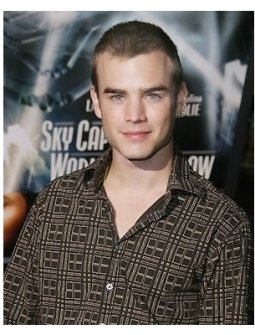 David Gallagher at the Sky Captain and the World of Tomorrow Premiere