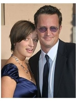 Matthew Perry at the 2004 Emmy's Creative Arts Awards