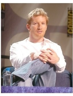 David Wenham at Comic-Con 2004