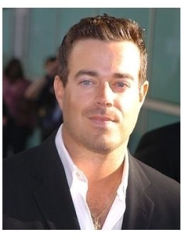 "Carson Daly at the ""Catwoman"" premiere"