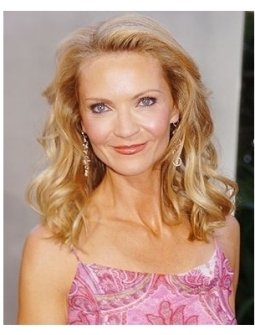 "Joan Allen at ""The Bourne Supremacy"" Premiere"
