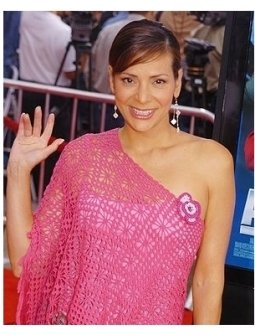 "Constance Marie at the ""Anchorman"" premiere"