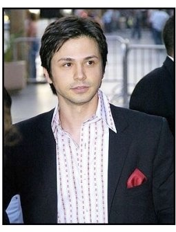 "Freddy Rodriguez on the red carpet at the ""Six Feet Under"" Premiere-ONE TIME USE ONLY"