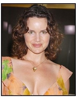 """Carla Gugino at the """"Saved!"""" Premiere"""