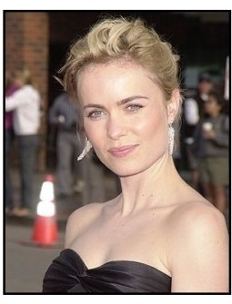 "Radha Mitchell at the ""Man on Fire"" Premiere"
