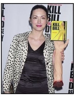 "Julie Dreyfus at the ""Kill Bill Vol. 1"" DVD Release Party"