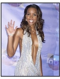 """Kelly Rowland backstage at the ABC Television Network Special,  """"Motown 45"""""""