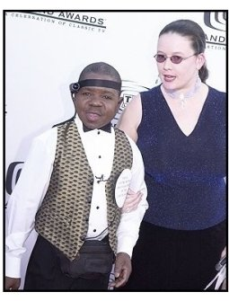 Gary Coleman and date  at the 2004 TV Land Awards