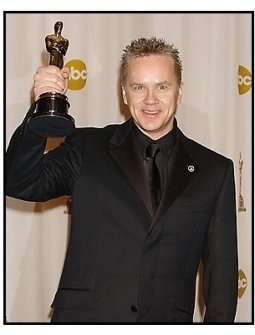 76th Annual Academy Awards - Tim Robbins - Backstage