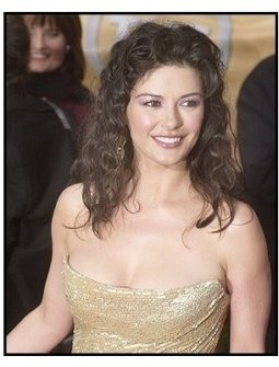 10th Annual SAG Awards -Catherine Zeta-Jones - Red Carpet