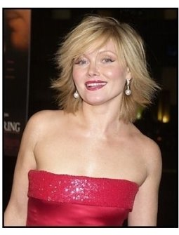 "Essie Davis at the ""Girl with a Pearl Earring"" premiere"