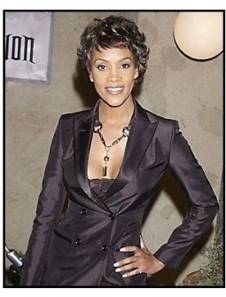 """Vivica A. Fox at """"The Haunted Mansion"""" Premiere"""