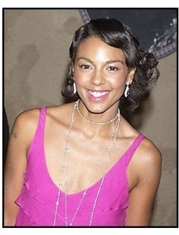 "Marsha Thomason at ""The Haunted Mansion"" Premiere"