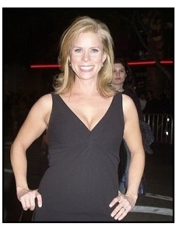 "Cheryl Hines at the ""Bad Santa"" premiere"
