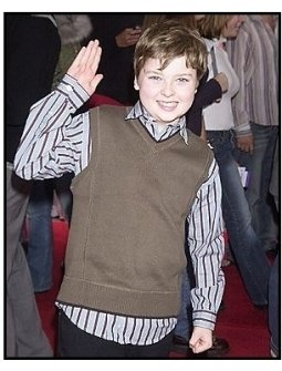 "Spencer Breslin at the ""Dr. Seuss' Cat in the Hat"" premiere"