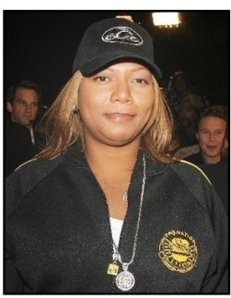 """ONE TIME USE ONLY: Queen Latifah at the """"Out of Time"""" Premiere"""