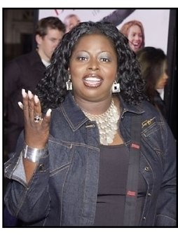 "Angie Stone at ""The Fighting Temptations"" premiere"