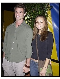 "Rachel Leigh Cook and Daniel Gillies at the Los Angleles premiere of Cirque Du Soleil's latest production ""Varekai"""
