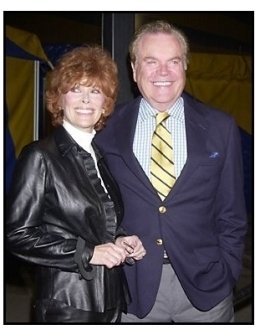 """Robert Wagner with wife Jill St. John at the Los Angleles premiere of Cirque Du Soleil's latest production """"Varekai"""""""