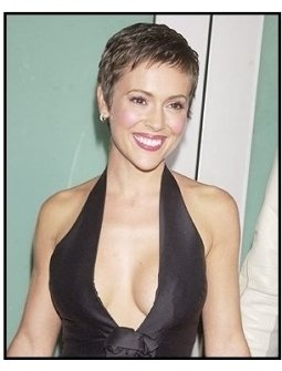 "Alyssa Milano at the ""Dickie Roberts: Former Child Star"" premiere"