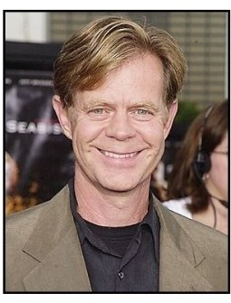 """William H. Macy at the """"Seabiscuit"""" premiere"""