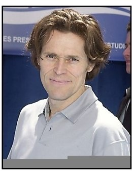"""Willem Dafoe at the """"Finding Nemo"""" premiere"""
