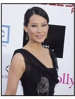 Lucy Liu at the 2003  Young Hollywood Awards