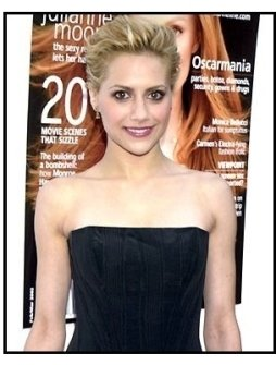 Brittany Murphy at the 2002 Movieline Young Hollywood Awards
