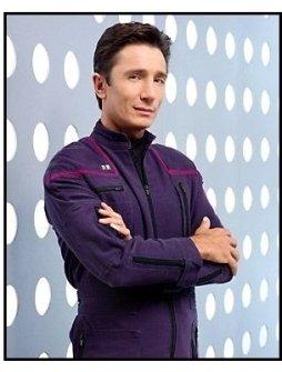 Enterprise: Dominic Keating as Lt. Malcolm Reed