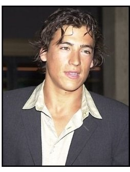Andrew Keegan at the O Othello premiere