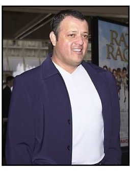 Paul Rodriguez at the Rat Race premiere