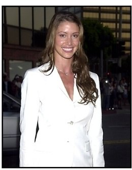 Shannon Elizabeth at the American Pie 2 premiere