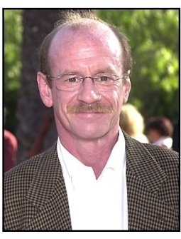 Michael Jeter at the Jurassic Park III Premiere