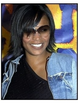 Nia Long at the Kingdom Come premiere