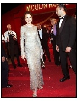 Andie MacDowell at the Moulin Rouge After-Party