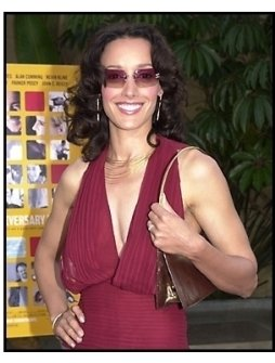 Jennifer Beals at The Anniversary Party premiere