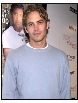 Paul Walker at the 2001 Movieline Young Hollywood Awards