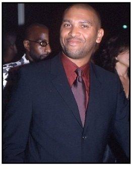 Reginald Hudlin at The Ladies Man premiere