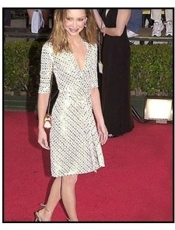 Calista Flockhart at the 2001 SAG Screen Actors Guild Awards